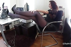 Duo Camiknickers Pantyhose Coupling Sophia Smith 11