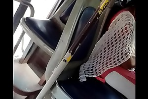 Desi X girl wide bus approximately big ass and tits part 2