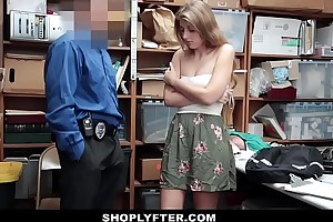Shoplyfter - Hot Teen Fucked By Stabilizer Guard