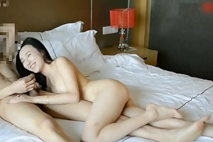 Gorgeous Chinese Gets Repeatly Creampied