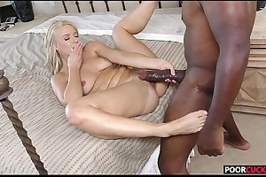 Sexy shabby doxy cheating slutwife anikka albrite receives fucked at the end of one's tether bbc ...