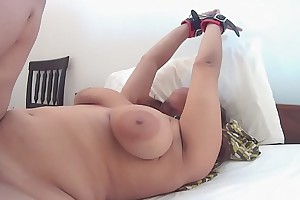 Joanna star tries s&m & the sex tool