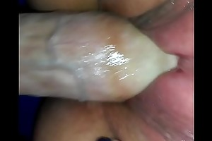 Baby takes daddy&#039_s cock