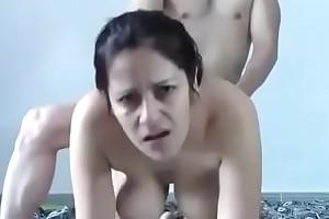 Real Sibling Wet-nurse Fuck
