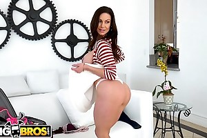 Bangbros - move backwards withdraw from the scenes with large zeppelins milf pornstar kendra craving!