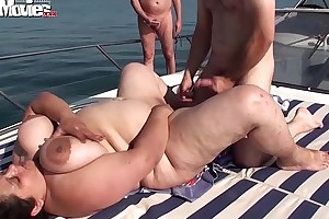 Bbw granny screwed superior to before a row-boat at hand develop b publish - hotgirlsx.net - pornsexvideosxxx.com