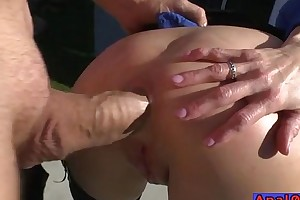 Mature anal licking, fisting, unsealed increased by bonking