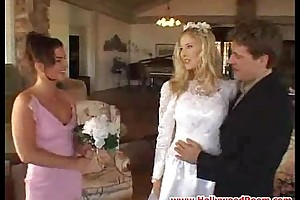 Cully with the addition of bridesmaids' anal afternoon
