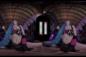 Vr cosplay x alessa creature will get stroke be proper of you vr porn