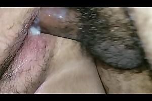Huge creampie