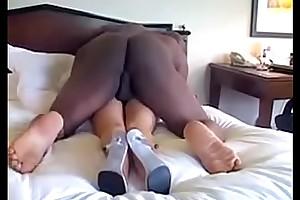Pocket-sized fucked by Black Mamba BBC