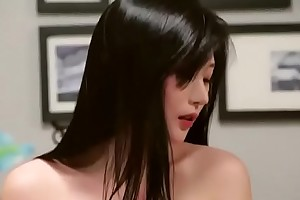 Korean very cute model fucked by her boyfriend