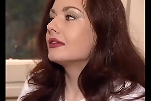 Vintage anal porn with hot italian brunette